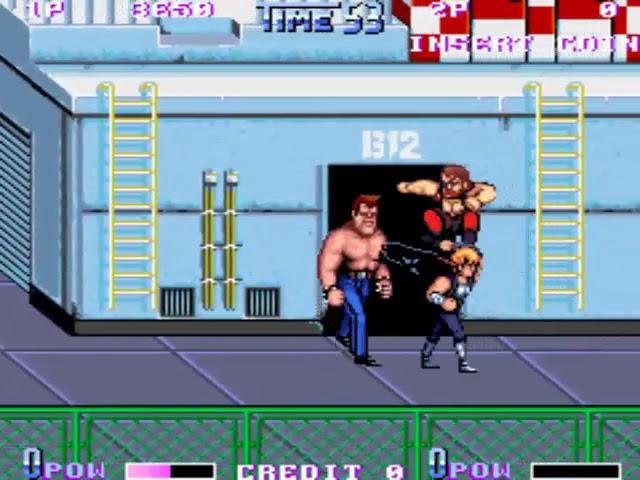 Jouez à Double Dragon II - The Revenge sur Borne d'Arcade avec nos Bartops et Consoles Retrogaming