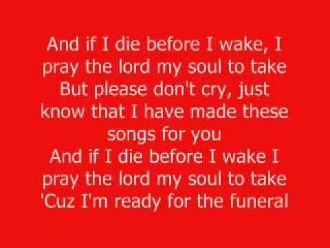 KiD CuDI  - THE PRAYER (lyrics)