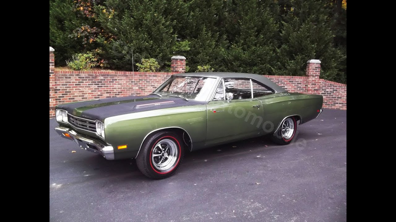 1969 Plymouth Road Runner for sale Old Town Automobile in Maryland ...