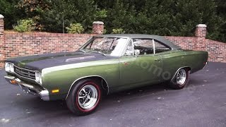 1969 Plymouth Road Runner for sale Old Town Automobile in Maryland