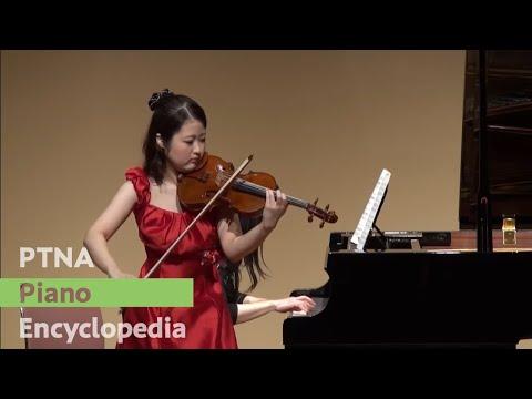 第17回モーツァルトコンクール ヴァイオリン部門 第1位 小川恭子