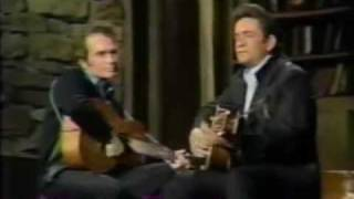 Merle Haggard; Johnny Cash - Sing Jimmie Rogers Medly