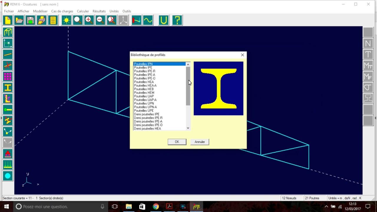 gratuitement logiciel rdm6