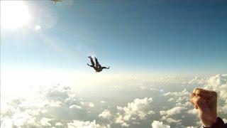 AFF(HSD) Kursu ve A Lisansı paraşüt atlayışları