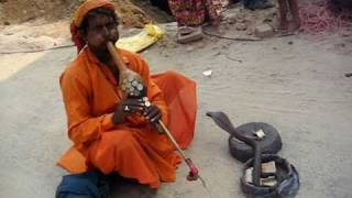 "wake up call by ""Snake Charmer in Gurgaon"" PART - II"