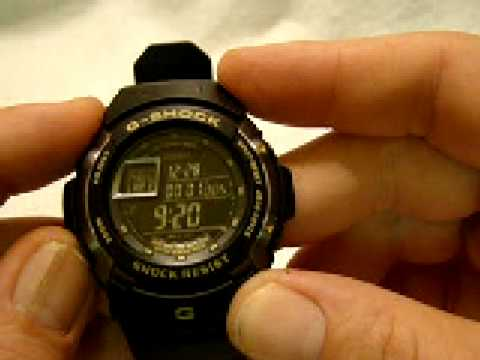 Casio G-Shock G7710-1 Review - YouTube 55095fee7d