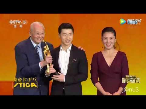 马龙 MA Long - Best male Athlete for 2016 [Chinese|HD]