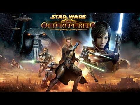 Jedi Support Jedi – Star Wars: The Old Republic Gameplay (w/Jacob, Rahul)
