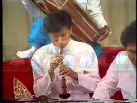 Thai Music Ensemble : Piphat Ensemble