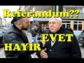Almanyadaki Türkler EVET mi HAYIR mı diyor? Erdoğan ın Merkel i düzeltmesine ne diyor?