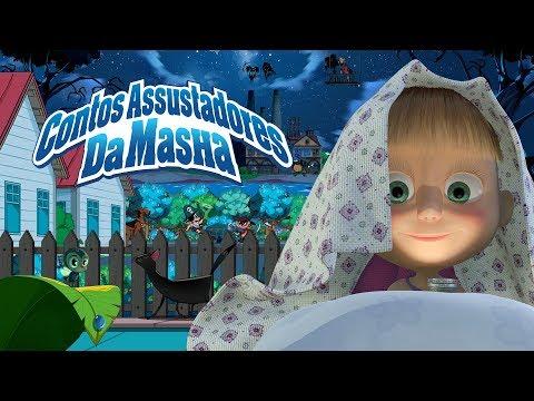 Contos Assustadores Da Masha - Trailer 🕯