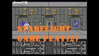 starflight 2 game play part (2)