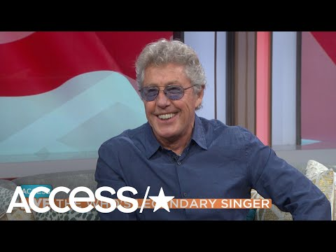 The Who's Roger Daltrey Says He & Pete Townshend Are 'Closer Today' Than Ever & 'Having More Fun'