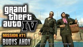 GTA 4 - Mission #71 - Buoys Ahoy (1080p)