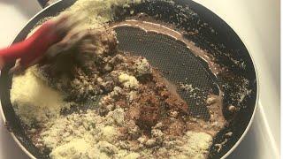 Download Kung May Gatas at Cocoa powder ka Magagawa mo itong Dessert na ito kahit walang Oven or Steamer