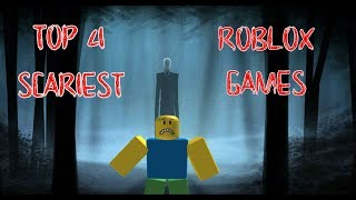 TOP 4 SCARIEST ROBLOX GAMES 2019! (XBOX ONE & PC)