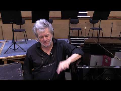 Behind the Scenes with Bernhard Gueller: Bernhard's Bucket List
