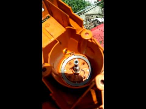 Stihl starter parts assembly pull cord install for blower  by