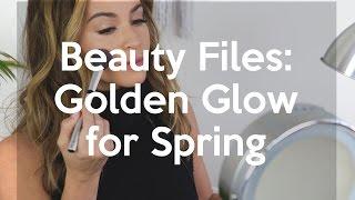 Beauty Files Golden Glow Makeup Tutorial