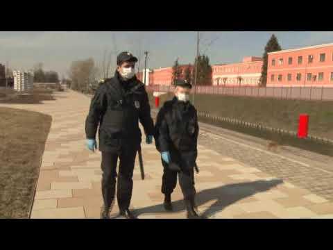 В Туле полицейские усилили контроль за соблюдением ограничительных мер из-за коронавируса