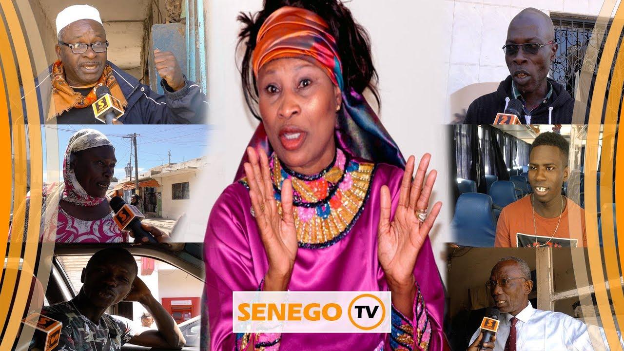 """La réaction des sénégalais après la """"Transhumance"""" de Me Aissata tall Sall"""