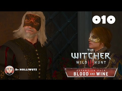 Blood and Wine #010 - Die Soiree der Mandragora [XBO][HD] | Let's play The Witcher 3