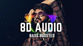 Master The Blaster 8D AUDIO   BASS BOOSTED   3D Surrounded music   Master   8D AUDIO LIBRARY