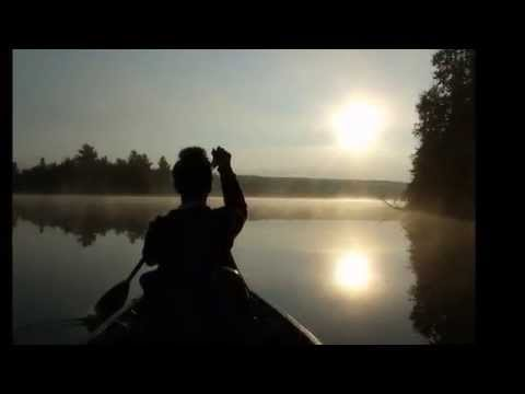 Sunrise Canoe Ride