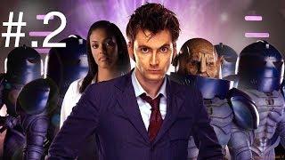 (Fresh Reaction to) Doctor Who season 4 episode 5