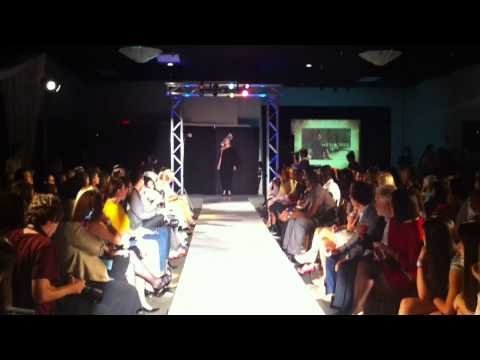 Whitley Denise Showing at Gainesville Fashion Week 2012