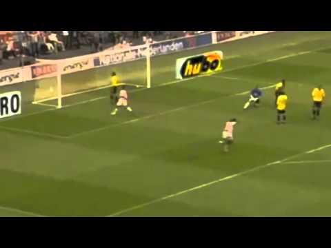 BEsT goal - IBRAHIMOVIC (Ajax - NAC Breda 2004)