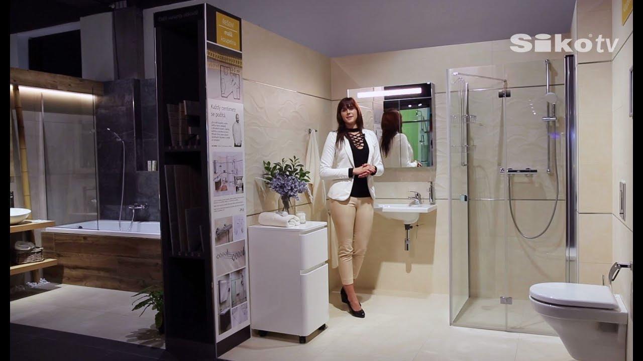 Malá koupelna. Jak zařídit mini prostor na maximum?