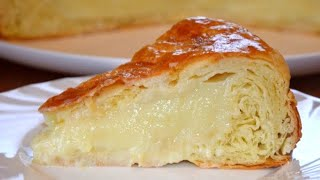 ПИРОГ ФЫТЫР ВКУСНЕЙШАЯ ЕГИПЕТСКАЯ СЛАДОСТЬ ✧ Fytyr Egyptian pie with custard ✧ Марьяна