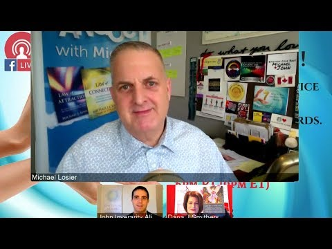 Episode #227 Law of Attraction Myths That May Surprise or Disappoint You    with Michael Losier