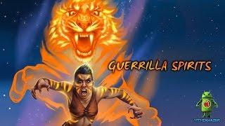 Guerrilla Spirits Tactical RPG