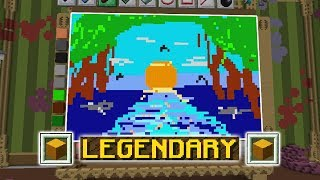 LEGENDARY PIXEL PAINTERS! (Minecraft Pixel Painters)