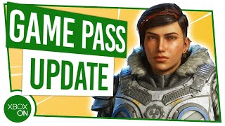 Xbox Game Pass Update | GEARS 5 + 7 NEW TITLES ADDED | Early September 2019 / Видео