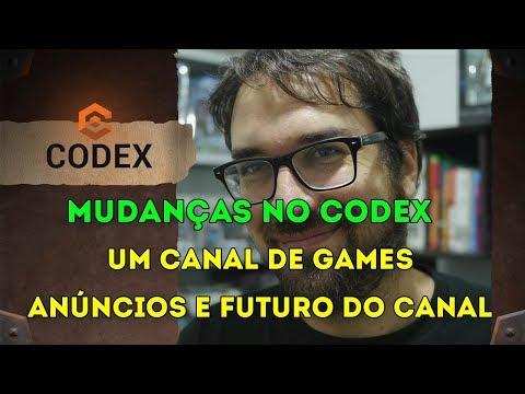 Mudanças e Novidades! O Futuro do CODEX: Um Canal de Games (Não parei com World of Warcraft)