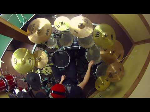 Avenged Sevenfold - 4:00 a.m. - Drum Cover by Collin Rayner