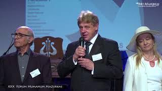 """XXX Forum Humanum Mazurkas-cz1- wernisaż rzeźby i Narodowy Chór Ukrainy im.""""G.G.Wierowki'-"""
