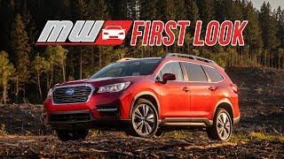 2019 Subaru Ascent | First Drive