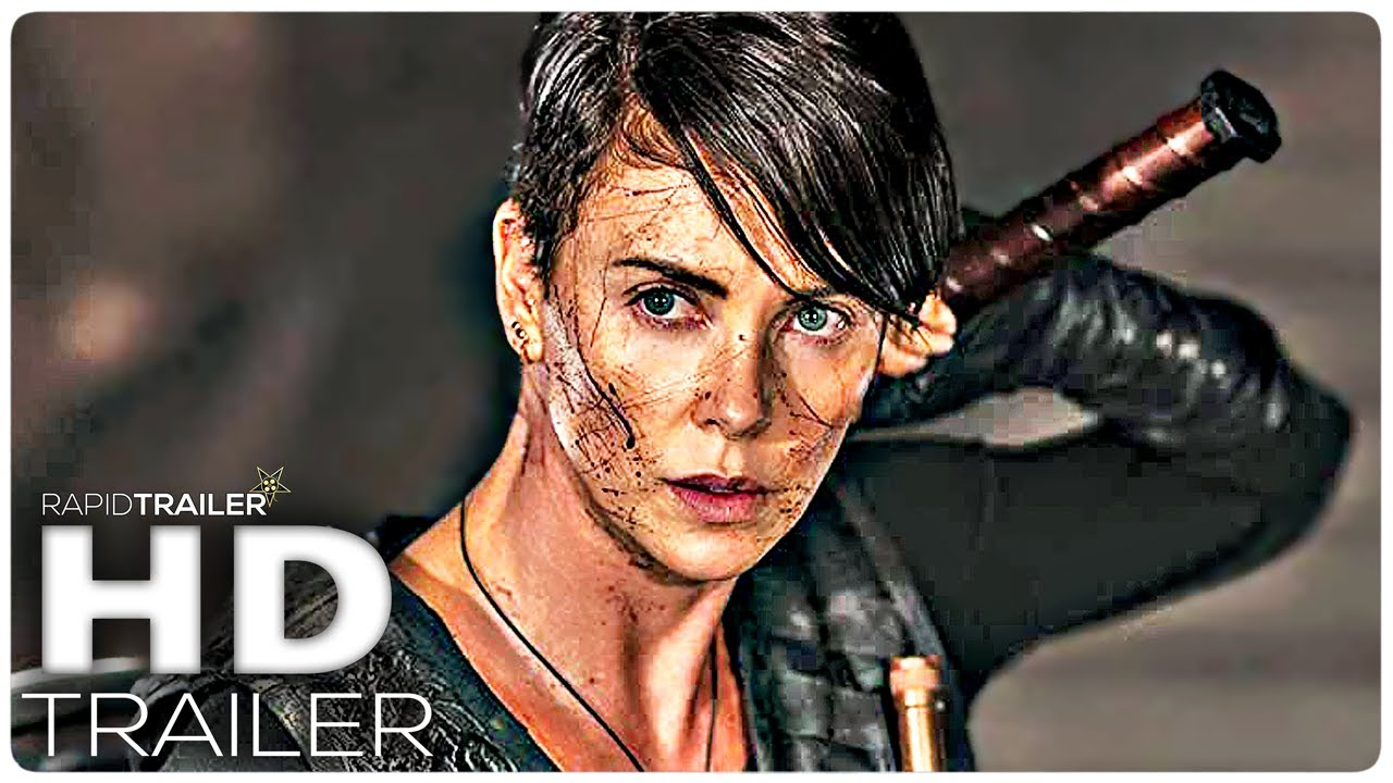 THE OLD GUARD Official Trailer #2 (2020) Charlize Theron, Netflix Movie HD