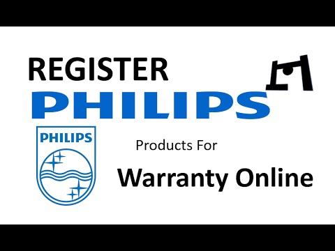 how to find my phillips warranty