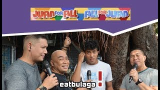 Juan For All, All For Juan Sugod Bahay | January 8, 2018