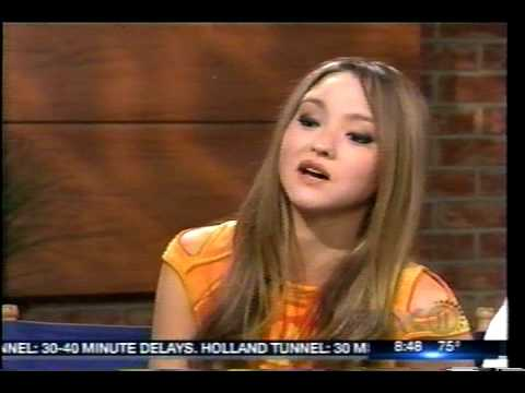 Jake Hoffman and Devon Aoki on Channel 11