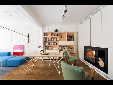2 Zimmer Wohnung Einrichten. 2 Zimmer Wohnung. Design Ideen.