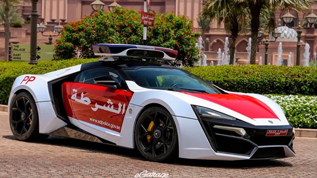 Dubai Police Car Wallpapers 10 Super Autos Deportivos De La Polic 237 A Abu Dhab 2018