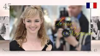 2012全球最美的100張臉孔