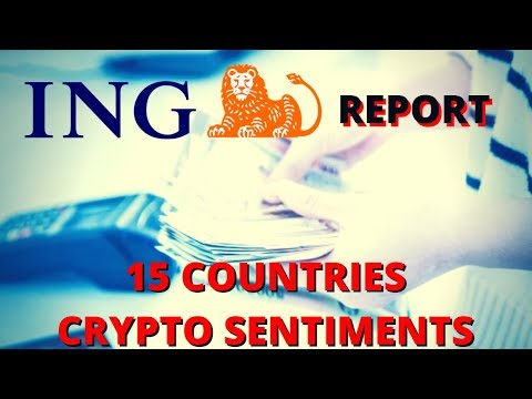 ING Report on BITCOIN and CRYPTO from 15 Countries