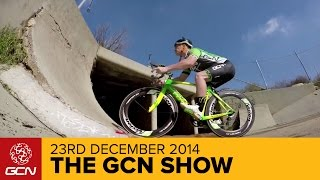Christmas Special: Road Bike Party 3, The Hour Record + Race Predictions - The GCN Show Ep. 103